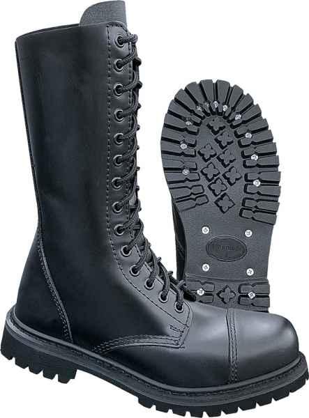 Brandit Herren Phantom Boots 14 eyelet 9003 SPRINGERSTIEFEL STIEFEL STAHLKAPPE