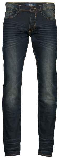 BLEND Herren Twister Jeans Hose Middle Blue Denim Slim Fit NEU 20700987