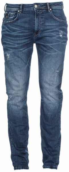 M.O.D Herren Jeans Ricardo Slim Fit NOS-1002-2030 Hose NEU Stretch Leg Denim