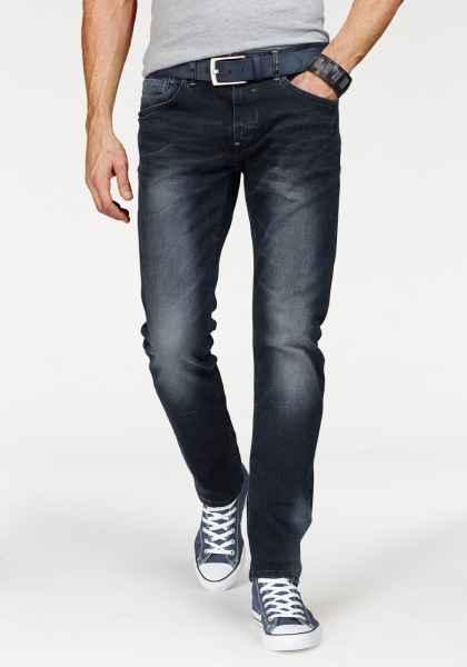 BLEND Herren Twister Jeans Hose Middle Blue Denim Slim Fit NEU 20700053