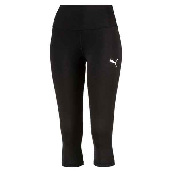 Puma Damen Tight Sporthose Hose Training Fitness Tights Active 3/4 Leggings