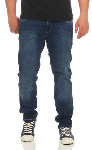 PIERRE CARDIN Herren Jeans Lyon Hose Tapered Future Flex Super Stretch Premium 3451