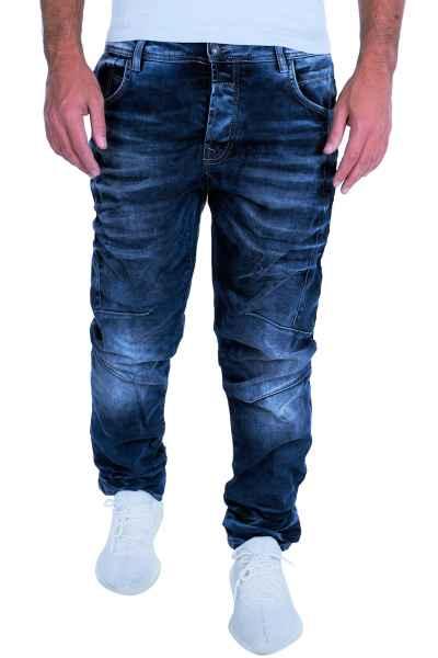 CIPO & BAXX Herren Jeans Clubwear Denim Hose CD286 Slimfit Trend NEU CD286