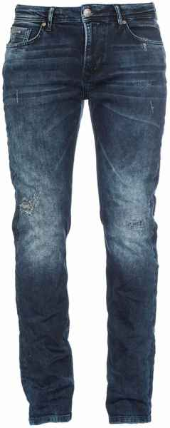M.O.D Herren Jeans Cornell Slim NOS-1003 Hose Stretch NEU Slim Fit Leg Denim