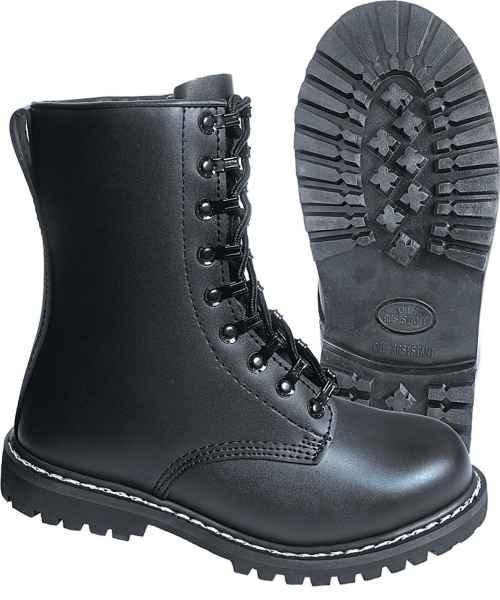Brandit Springerstiefel Para 9008 Militär Bekämpfen Stiefel Stahl Security Schuhe