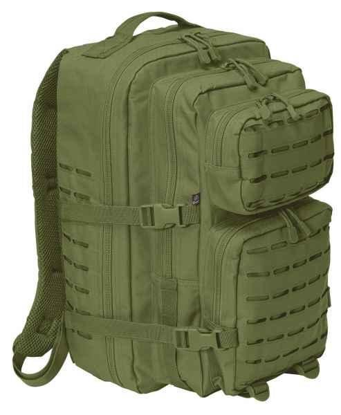 BRANDIT US COOPER LASERCUT LARGE 40 Liter Daypack Trekking Rucksack Assault Pack 8024