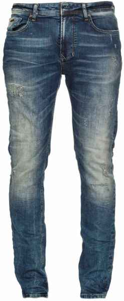 M.O.D Herren Jeans Cornell Slim NOS-1003 Hose Stretch NEU Slim Fit Leg Denim